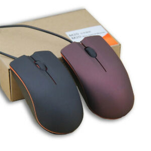 M20 3 Buttons Non Slip Gaming Mice Computer Mouse Wired Mouse Silent Mouse