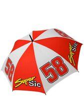 UMBRELLA Full Size Marco Simoncelli 58 SUPER SIC MotoGP Bike BSB Superbike NEW!