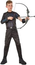 Boys Mens Hawkeye Marvel Bow And Arrow Fancy Dress Costume Accessory Weapon