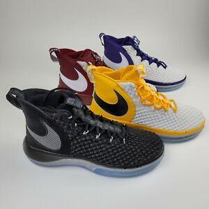 Nike Alphadunk TB Promo Basketball Shoes Men's Multi Color Multi Size New BQ5401