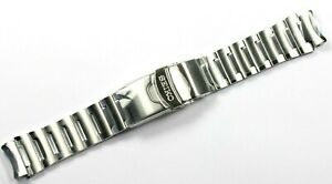 SEIKO SOLID STEEL 20MM WATCH BAND FOR PROSPEX MONSTER DIVERS 4R36-07B0
