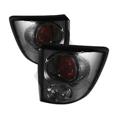 Toyota 00-05 Celica Smoke Euro Style Rear Tail Lights Lamp Set GT GTS Hatchback