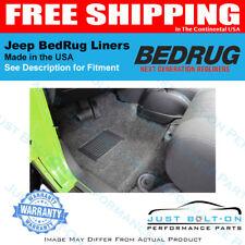 BedRug FITS 2003-2006 Jeep LJ Unlimited Rear 4Pc Cargo - Tailgate & Tub Liner