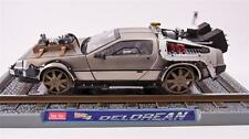 Back To The Future Part III 3 Railroad 1:18 scale diecast by Sunstar #2714 NIB!!