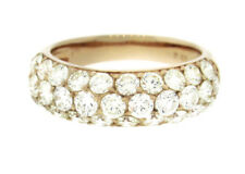 Diamond Pave Dome Ring 2.00 cttw in 18k Yellow Gold-- HM1915
