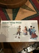 DEPT 56 DICKENS' VILLAGE Accessory AN AFTERNOON ON ICE NIB