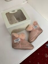 Infants Baby Pink Uggs Authentic