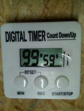 Timer digitale, a breve termine coltelli, CALENDARIO DIGITALE CON MAGNETE CLIP,