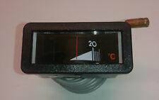 Kessel Thermometer 58 x 25 x 1500 mm 0-120° Kapillar, Einbaulage waagrecht