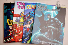 SDCC exclusives Souvenir books Bundle