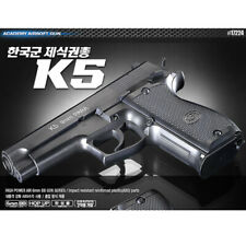 Academy K5 BB Pistol Airsoft  6mm Shot Gun Military Kit # 17224