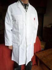 Vêtements de travail blanc unisexe pour bricolage