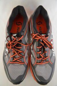Scott AF+ Support Running Shoes Men's Grey Orange Size 9.5 Unused Floor Model