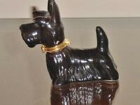 Scottie Dog -  Black Scottish Terrier with a SECRET !!!!!!!...can you guess ???