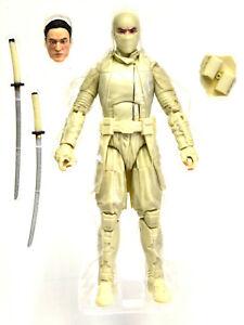 """Loose Gi Joe Snake Eyes Movie 6"""" Figure Classified Storm Shadow Figure"""