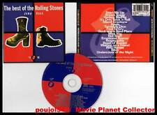 """THE ROLLING STONES """"Jump Back - The Best Of 71-93"""" (CD) 1993"""