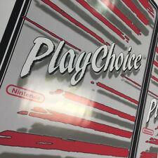 PlayChoice or Play Choice 10 Arcade Side Art Nintendo - Premium 3M Vinyl