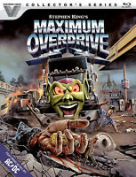 Maximum Overdrive (Vestron Video Collector's Series) [New Blu-ray] Ac-