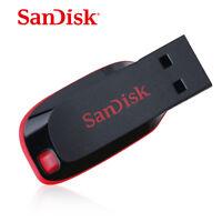 SanDisk 16GB Cruzer Blade USB Flash Pen Drive Memory Stick New UK