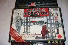 1914 Mysto Erector Set No 3