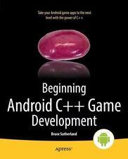 Beginning Android C++ Game Development