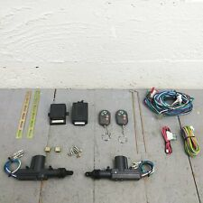 1949 1954 Chevy Power Door Lock Kit Remote Keyless Conversion Central Entry