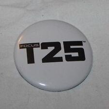 T25 Shawn T Team Beachbody Coach Pinback Button NEW