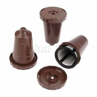 Brown My K-Cup Replacement for Keurig Refillable Coffee Filter Holder i Cafilas