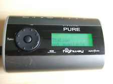 FAULTY PURE Highway, In-Car DAB Radio With FM Transmitter #1