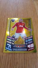 Wayne Rooney Manchester United Match Attax Legend 12/13