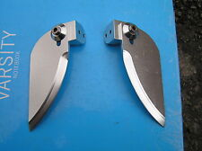 TURN FINS SMALL aluminium rc model boat turnfin nitro brushless