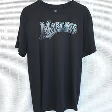 Miami Marlins MLB Genuine Merchandise T-Shirt Men's  Size Large Tee