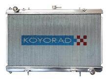 "KOYO All Aluminum Radiator FOR NISSAN SILVIA ""N-FLO"" Dual Pass 94-02"