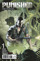 PUNISHER THE PLATOON #1 Andy Brase 1:50 Variant NM