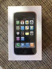 Apple iPhone 3G - 16GB - White (GSM) Factory Sealed Box Very Rare