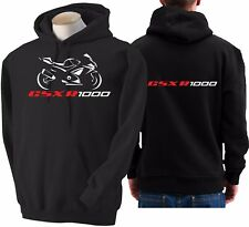 Felpa per moto SUZUKI GSXR 1000 hoodie sweatshirt bike hoody Hooded sweater