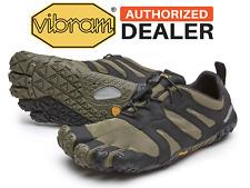 🔥VIBRAM FIVEFINGERS V-TRAIL 2.0 Trail Running Outdoor Men's Shoes Ivy Black NEW