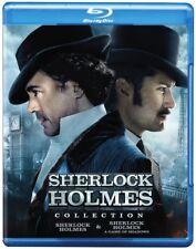 Sherlock Holmes / Sherlock Holmes: A Game of [New Blu-ray]