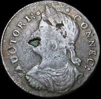 1787 Connecticut Copper Colonial Coin  ---- STUNNING Details ---- #C152
