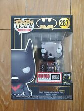 Funko Pop! Heroes Batman Beyond Deluxe Limited Edition Exclusive #287, NEW