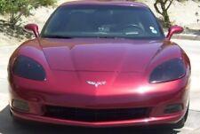 Corvette Z06 ZR1 05-14 HeadLight & Fog Light Covers Clear or Smoke 4 piece GS LS