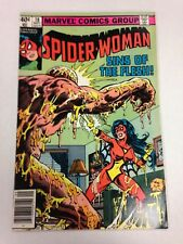 Spider-Woman #18 September 1979