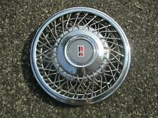 one 1992 to 1995 Oldsmobile Delta 88 98 Regency wire spoke hubcap wheel cover