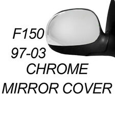 STAINLESS STEEL FORD 97 02 03 Ford F150  97 02 Expedition Chrome Mirror Cover