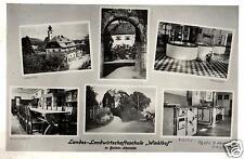 8560/ Foto AK, Hallein-Oberalm, Landwirtschaftsschule Winklhof, ca. 1950
