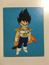 Dragon Ball Z Mini Card Amada 242 Part 5
