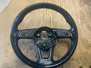 Audi A4 B9 2016 Steering wheel multifunction
