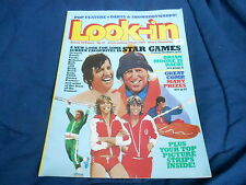 #37 SEPT 8 1979 LOOK IN tv movie magazine STAR GAMES - SHOWADDYWADDY