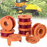 WORX WA0010 Replacement Spool Line For Grass Trimmer Edger 10ft 6-Pack WG150-180