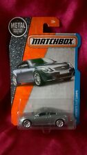 MATCHBOX INFINITI G37 COUPE GRAY DIE-CAST METAL 1:64 SCALE 2016 FREE SHIPPING